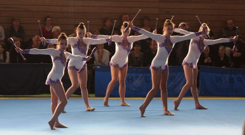 L'ensemble National 15 ans et - QUALIFIE pour les FRANCE !!!